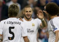 Benzema goal gives Real key advantage