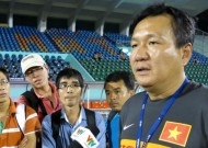 """QNK-Quảng Nam có """"thuyền trưởng"""" mới là cựu HLV tuyển Việt Nam"""