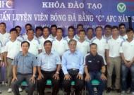 Khai giảng khóa đào tạo Huấn luyện viên bóng đá bằng C AFC 2014