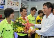 Khai mạc Giải Futsal nữ TPHCM mở rộng năm 2014 – Cúp LS lần IV