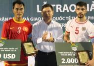 Vietnam beats U23 Bahrain 3-0 in HCM City friendly
