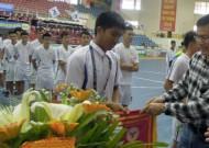 Khai mạc giải Futsal nam trong khuôn khổ đại hội TDTT toàn quốc lần thứ VII