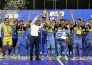 Hải Phương Nam vô địch giải Futsal TPHCM mở rộng năm 2014 tranh Cúp LS lần VIII