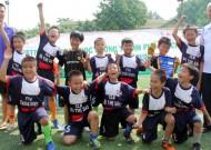 Vòng loại Festival Bóng đá học đường tại cụm 5, 7 và 11.
