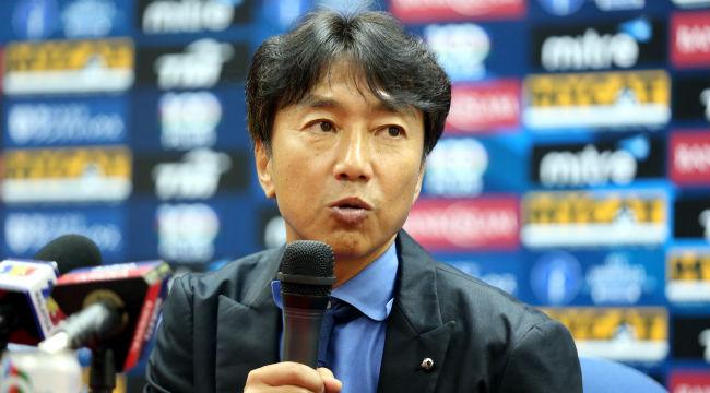 """HLV Miura: """"Tôi tiếc với bàn thua thứ hai"""""""