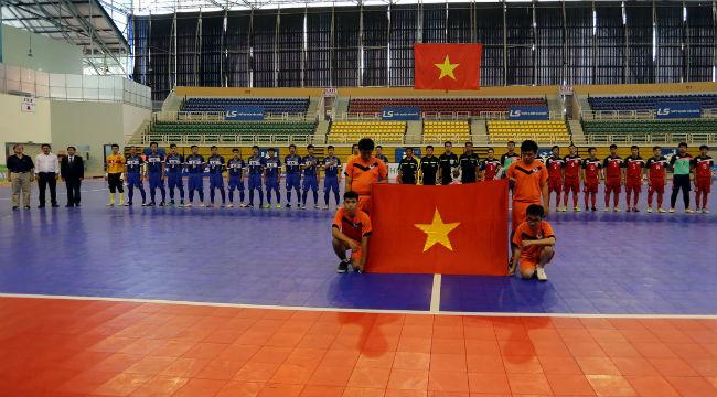 Khai mạc Giải Futsal VĐQG: Thái Sơn Nam giành chiến thắng trong ngày ra quân