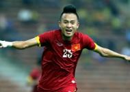 Công Phượng tỏa sáng, Olympic Việt Nam ngược dòng thắng Olympic Malaysia