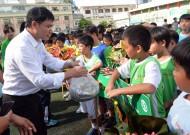 87 đội bóng tranh tài ở Festival Bóng đá học đường 2015