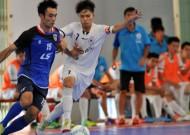 Thông tin lượt thứ 4 ngày 27-5 - Giải Futsal vô địch Tp. Hồ Chí Minh