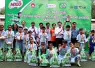 Vòng chung kết Festival Bóng đá học đường khép lại thành công
