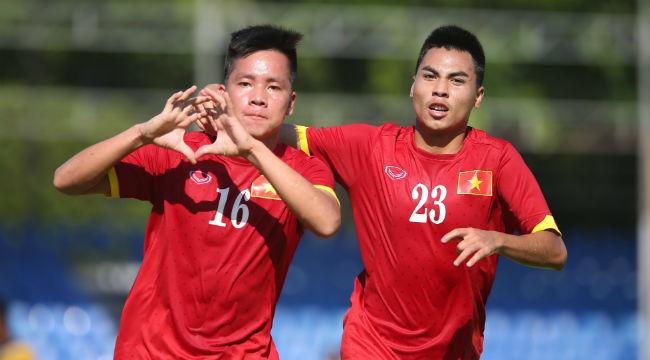 U-23 Việt Nam thắng U-23 Brunei 6-0 - Thắng đậm nhưng vẫn chưa thuyết phục