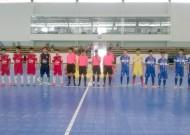 Kết quả lượt trận 7 giải Futsal hạng B Thành phố Hồ Chí Minh 2015