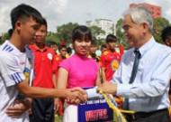 Khai mạc VCK giải bóng đá U17 QG Báo bóng đá – Cúp Thái Sơn Nam 2015
