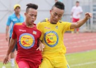 Bảng A VCK giải U17 QG – Cúp Thái Sơn Nam: U17 TP.HCM chia tay giải