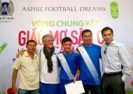 Đỗ Tấn Thành (PVF) giành vé tham dự VCK thế giới tại Qatar