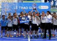 Giải Futsal vô địch TPHCM - 2015: Thái Sơn Nam đoạt Cúp vô địch