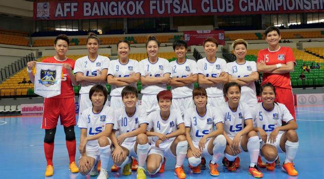 CLB Thái Sơn Nam giữ vững ngôi đầu bảng