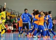 Nữ Thái Sơn Nam Quận 8 vô địch giải CLB Futsal Đông Nam Á 2015