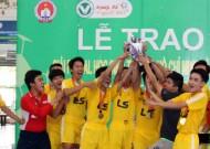 Kết thúc giải futsal THPT TPHCM năm học 2015-2016 – Cúp Thái Sơn Nam:Trường THPT Tây Thạnh đoạt chức vô địch