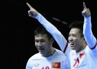 Thắng Tajikistan, tuyển Việt Nam giành vé vào tranh tứ kết