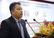 Trưởng BTC Nguyễn Minh Ngọc nói gì về lệnh cấm phát biểu về trọng tài