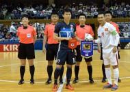 Vietnam loses 0-7 to Japan in futsal friendly match
