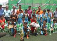 Kết thúc VCK Festival bóng đá học đường TPHCM năm học 2015- 2016: Vinh danh Trường An Phong (Q.8) và Minh Đạo (Q.5)