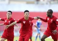 Van Thang's goal helps Hai Phong extend V-League reign