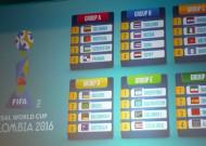 Futsal World Cup 2016: Việt Nam ở bảng C gồm các đội Italy, Guatemala và Paraguay