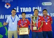 CLB Thái Sơn Nam ra mắt trang phục thi đấu mới
