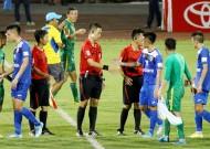 Hăm dọa trọng tài, Chí Công bị treo giò 5 trận