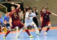 Futsal Việt Nam: Ngẩng cao đầu rời World Cup