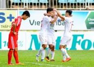Xác định 8 đội tham dự VCK U21 Quốc gia báo Thanh Niên 2016