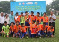 Kết thúc giải thể thao học sinh TPHCM, môn bóng đá, THCS khối 6 - 7 nam, năm 2016 - 2017
