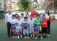 Festival bóng đá học đường Quận Tân Phú, năm học 2016 – 2017