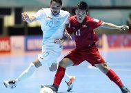 Đội tuyển futsal Việt Nam nằm chung bảng Thái Lan tại giải Đông Nam Á 2017