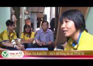 Clip Đội bóng đá nữ TP.HCM trao nhà tình thương dịp Tết Đinh Dậu 2017