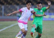 Sài Gòn FC thất bại trên sân của Cần Thơ