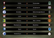 MU gặp Rostov tại vòng 1/8 Europa League