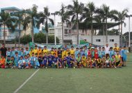 Festival bóng đá học đường khối Tiểu học Quận 12, năm học 2016 - 2017