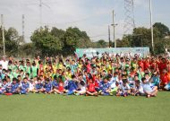 Festival bóng đá học đường khối Tiểu học, Quận 9 - TPHCM, năm học 2016 - 2017