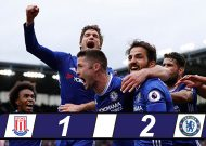 Cahill giúp Chelsea tiếp tục có chiến thắng