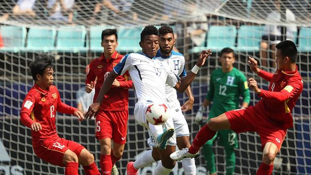 U20 Việt Nam chia tay VCK World Cup U20