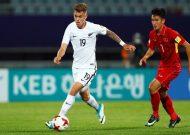 U20 Việt Nam hoà New Zealand tại VCK World Cup U20