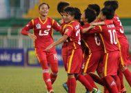 TPHCM có chiến thắng quan trọng tại giải bóng đá nữ VĐQG – cúp Thái Sơn Bắc 2017